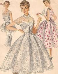 1950s Dress Patterns Amazing 48 Best 48s Dress Patterns Images On Pinterest 48s Dress
