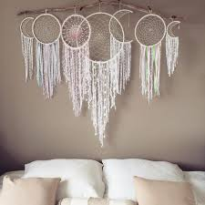Where To Put Dream Catcher Delectable XL Dreamcatcher Wall Collage