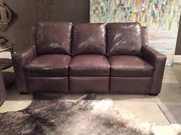 Connery reclining Sofa by Bradington Young