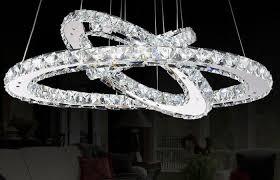 modern crystal chandeliers lighting black pendant light contemporary