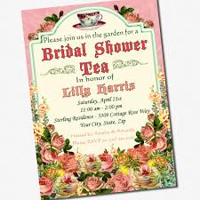 Kitchen Tea Party Invitation Wedding Shower Invitations Quotes Bridal Shower Invitations