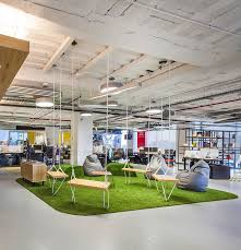 Inspiring innovative office Branding Open Space Red Bull Office Meeting Room With Swings Awwwards Inspiring Office Meeting Rooms Reveal Their Playful Designs
