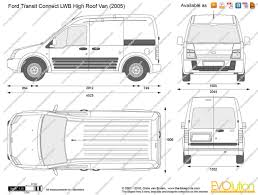 ford transit connect camper blueprints transit connect camper ford transit connect camper blueprints transit connect camper the blueprints com vector drawing