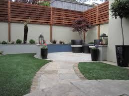 garden wall ideas dublin. after landscaping garden wall ideas dublin