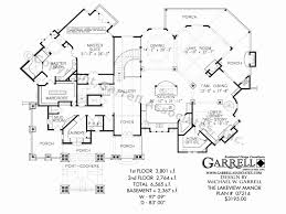 lake house floor plans with walkout basement inspirational gallery lake house rodolfo pictures