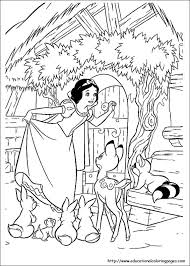 Coloring pages of princess snow white and prince coloring from coloring pages shosh channel. Snow White Coloring Pages Free For Kids