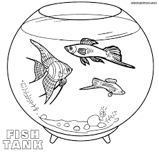 Small Picture Aquarium coloring pages Coloring pages to download and print