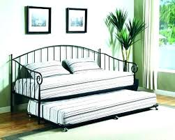 high riser bed with trundle