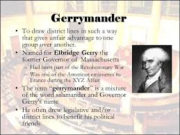 「Gerry, now governor of Massachusetts,」の画像検索結果