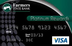fsb credit card platinum rewards