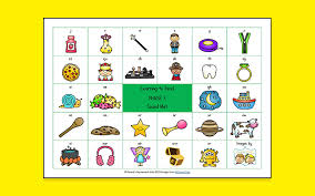 Printable phonics worksheets and flash cards: Phase 3 Week 4 Learning To Read Ai Ee Igh Oa