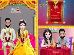 new indian wedding makeup dressup game