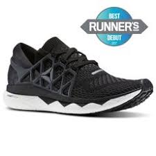 reebok running shoes black. reebok - floatride run black / gravel white bs8152 running shoes p