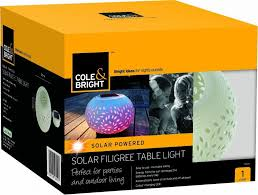 bright color changing solar lights