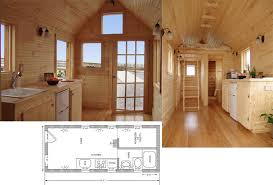 Small Picture Open Plan Design Redwood Tiny House Tiny House Swoon Inside Tiny