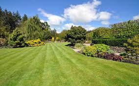garden design large garden lawn cart