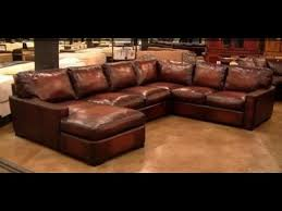 oversized leather couch. Brilliant Leather Oversized Leather Couch Intended YouTube