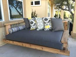 Canopy Porch Swing Replacement Cushions Pads gecalsa