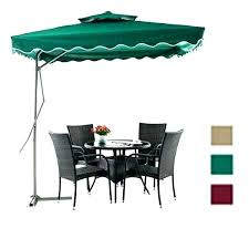 heavy duty umbrella stands patio stand 3 meter cantilever outdoor with wheels