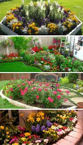 small flower garden design