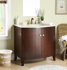 stylish modular wooden bathroom vanity. Adelina 34 Inch Solid Wood Single Sink Bathroom Vanity Stylish Modular Wooden
