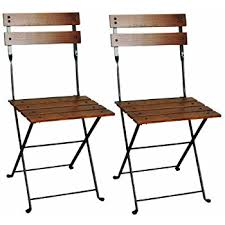 french cafe wood chairs. mobel designhaus french café bistro folding side chair, jet black frame, european chestnut wood cafe chairs 0