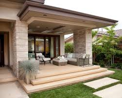 Porch Design Ideas 9525 Contemporary Porch Design Photos