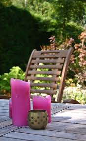 deco garden furniture. Table Nature Flower Seat Summer Decoration Green Relax Backyard Furniture Garden Candle Deco Relaxation Decorative W