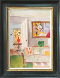 unrivalled collection of modern british paintings many of which they purchased in the early days of their marriage making them a priority before they