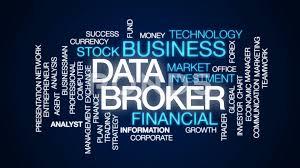 Data Broker Data Broker Animated Word Cloud Text Design Animation Footage