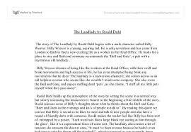 college essays college application essays the landlady essay the landlady essay