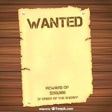 7 Wanted Poster Template Free Word Most Fbi Jmjrlawoffice Co