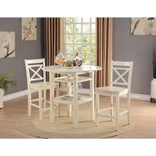 havenside home saybrook 2 piece cream counter height chair set