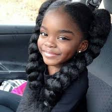 Hairstyles For Black Kids 12 Stunning Look At That Hair She's Adorable Black Girls R Evrythng