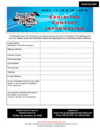 Fillable Contact List Template Pdf Edit Print Download Business