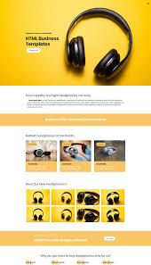 professional webtemplate website templates
