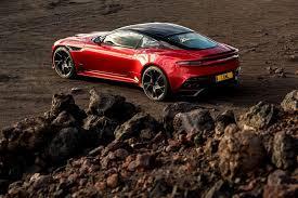 Aston Martin Dbs Superleggera Brutal Force And Bewitching Design