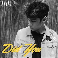 Donny P Did You PinoyAlbums