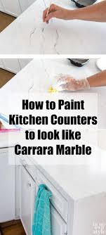 Cultured Marble Paint Kits Best 10 Faux Marble Countertop Ideas On Pinterest Faux Granite