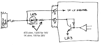 aeroelectric list archive browser see > > aeroelectric com pictures schematics lr3 lv led 1 jpg > >
