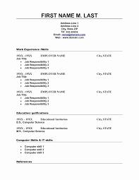 Resume Format Pdf Free Download Resume Format Pdf Free Download Lovely Resume Format For Freshers 3