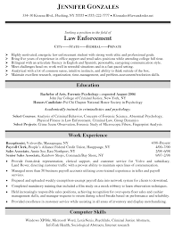 the professional receptionist resume sample   singlepageresume com    law enforcement receptionist resume   eaxperience and computer skills