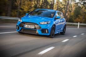 2018 ford focus rs. unique 2018 2016 ford focus rs front three quarters in motion and 2018 ford focus rs