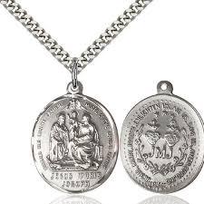 holy family pendant 3 4