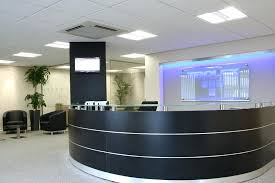 office reception table design. Office Reception Design Furnish Table Designs