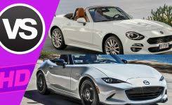 2018 hummer h4. brilliant hummer 2017 fiat 124 vs mazda mx 5 miata youtube with regard to  spider intended 2018 hummer h4