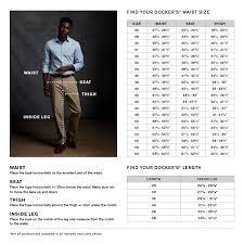 Boys Pants Charts 2019