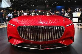 2018 maybach 6. modren 2018 study of an ultrastylish luxuryclass coup the ultimate in luxury  vision mercedesmaybach 6 intended 2018 maybach