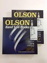 olson bandsaw blades. olson band saw blades 99-3/4 x1/8,14tpi for craftsman bandsaw p