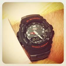 """men s casio g shock antimagnetic alarm chronograph watch g 100 men s casio g shock antimagnetic alarm chronograph watch g 100 1bvmur watch shop comâ""""¢"""